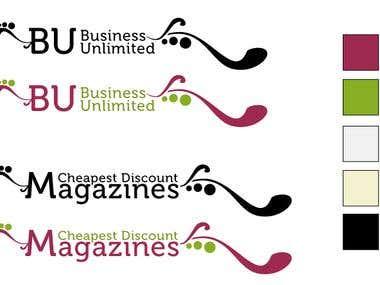 Business Unlimited Magazine - Logo