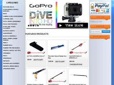 Bigcommerce australianspearfishingsupplies.com.au