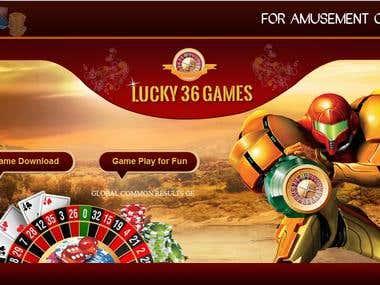 Lucky 36 Games