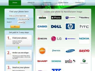 PHP simplysellular.com
