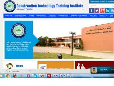 Construction Technology Training Institute