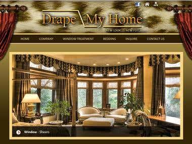 Drape My Home