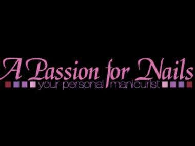 A Passion for Nails - Logo & Business Card