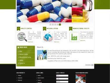 Accurate Pharmaceuticals