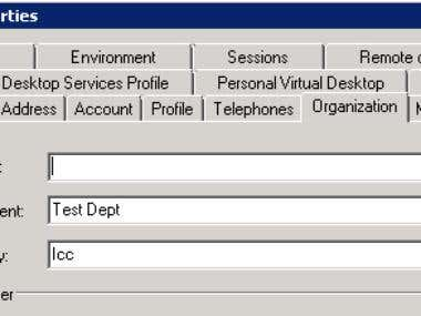 SharePoint 2010 custom Active Directory claims provider