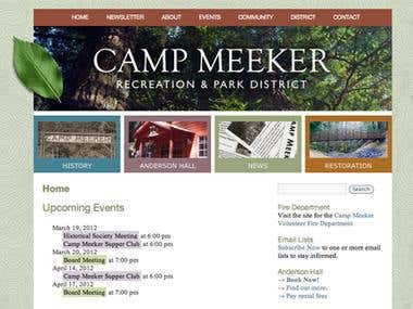 Camp Meeker Recreation and Park District