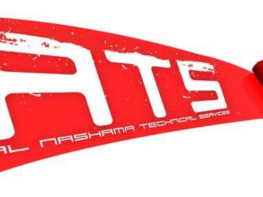 """Logo """"ATS"""""""
