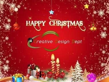 Creative Christmas Cards for iPad
