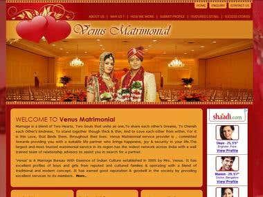 Venus Matrimonial