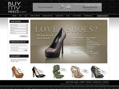 Buy My Heels - Designer Shoe Fashion Directory