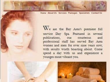 Website Design, Editing, Copy-writing