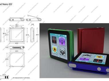 iPod Nano G6