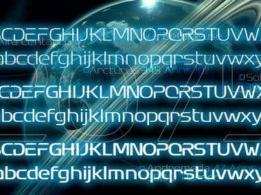 Cygnus Font