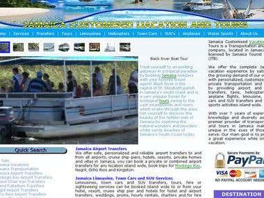 Website Redesigning