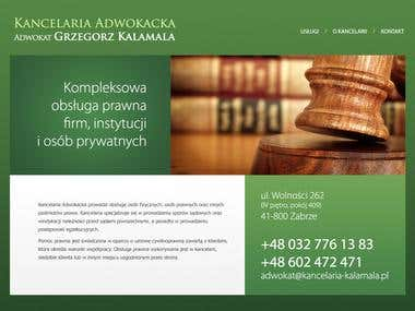 Website law company.