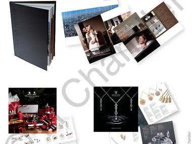 Catalogue Page-Layout