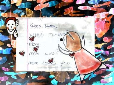 mom´s note