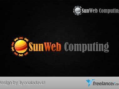 SunWeb Computing Logo