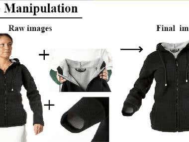 Image Colorization & Image Manipulation