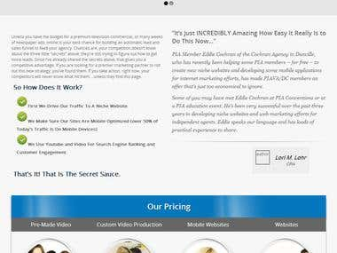 superwebagent website