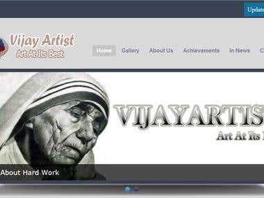 Vijay Artist