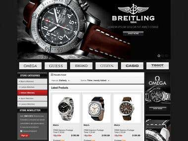 WATCHES STORE