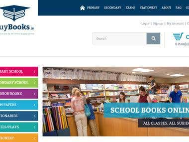 BuyBooks Site
