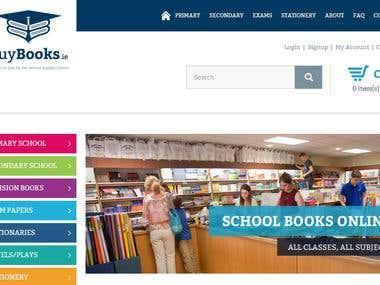 BuyBooks Site