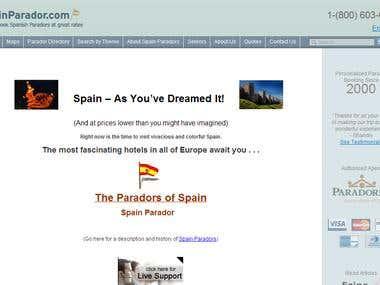 Spain Parador