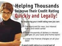 Internet Credit Repair Campaign