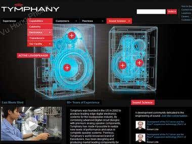 tymphany.com