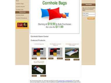 http://www.cornholegamecenter.com/