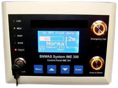 BNWAS (Bridge Navigational Watch Alarm System)