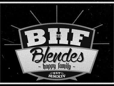 Blendes Happy Family