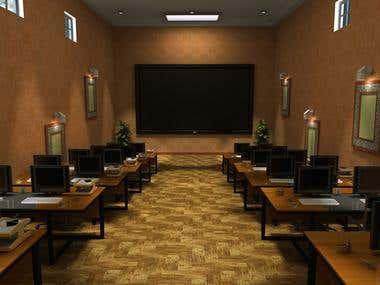 NOC Hall Design