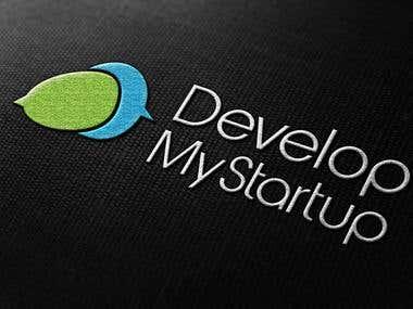 Develop My Startup Logo