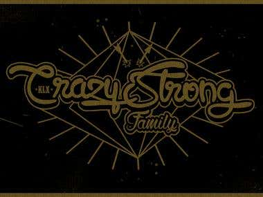 Crazy Strong Family