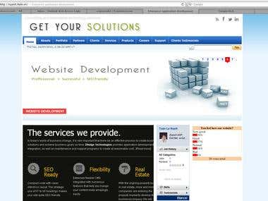 Website Development and Hosting