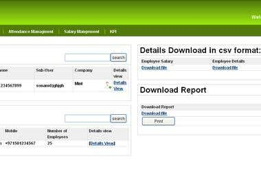 Employee management software(http://119.18.57.131/powered/)