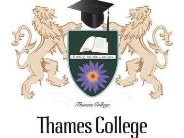 Logo for College