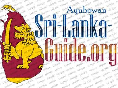 Srilanka Guide Logo and Header!