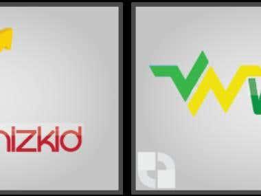 Wall Street Whiz Kid Logo Sample