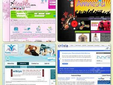 Web site designes 1