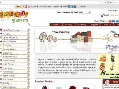 Website Design, Logo Design, Flyer Design, Visiting Card