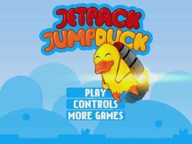 Jetpack Jumpduck