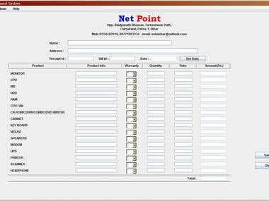 Invoice Management System