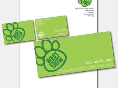 Letter Heads & Envelope Designs