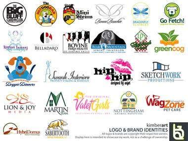 Logos & Brand Design