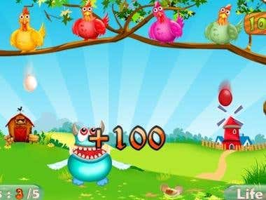 Egg Monster (Android Game)