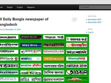 BD Newspapers